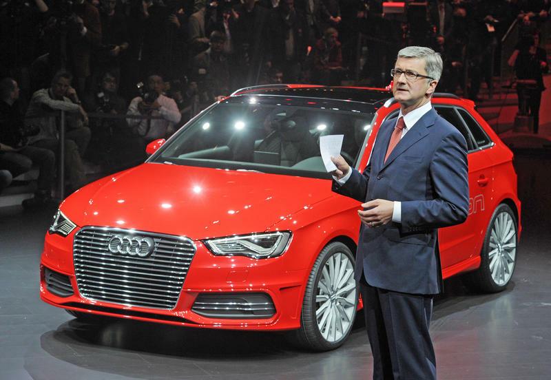 E-Car Push: The Electric Audi Challenge