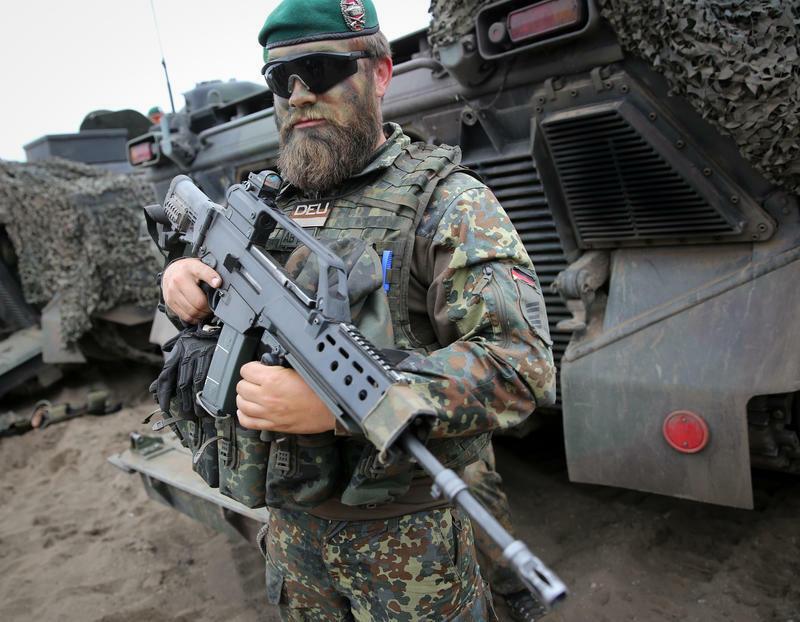 Scandal-ridden Rifle: Trigger Pulled on G36
