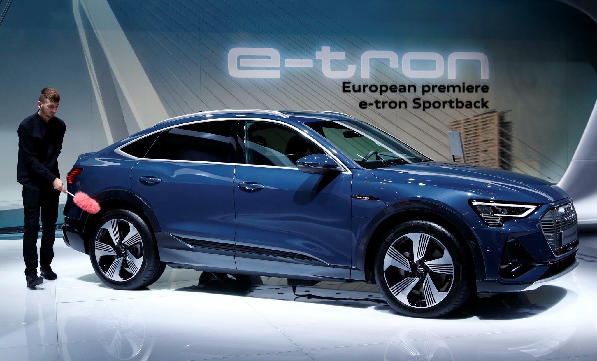 E-tron: Audi kündigt Kurzarbeit in Elektroauto-Fabrik an