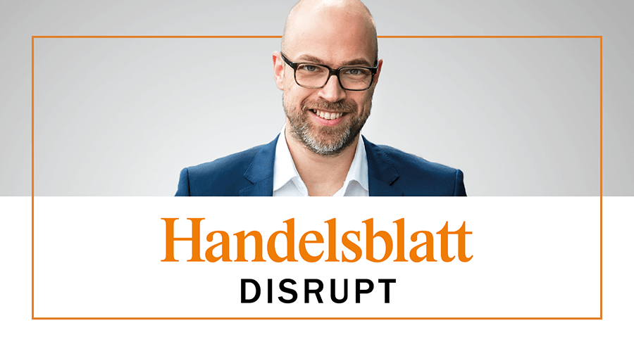 Podcast Handelsblatt Disrupt mit Bosch-KI-Chef Christoph Peylo