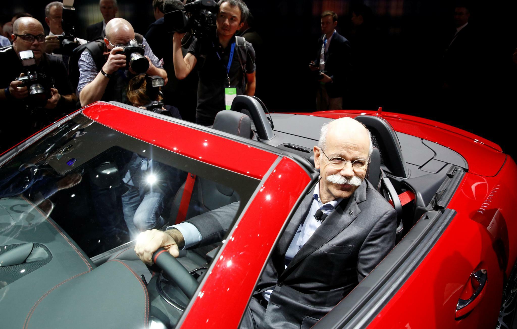 Dieter Zetsche erklärt, warum Daimler bei Tesla ausgestiegen ist