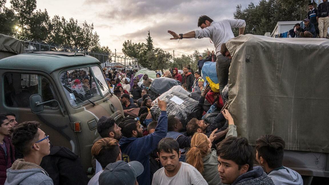 """Wie Griechenland mit sich zuspitzender Flüchtlingsnot kämpft – """"Alle wollen nach Deutschland"""""""