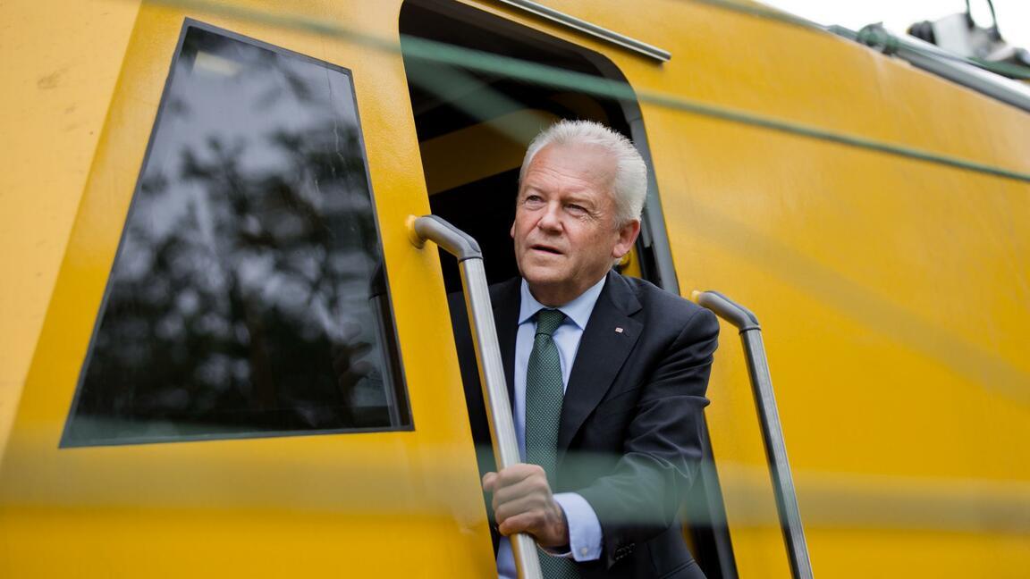 Rechnungshof-Gutachten: Grüne fordern Aufklärung von Scheuer in Sachen Abfindung für Ex-Bahnchef Grube