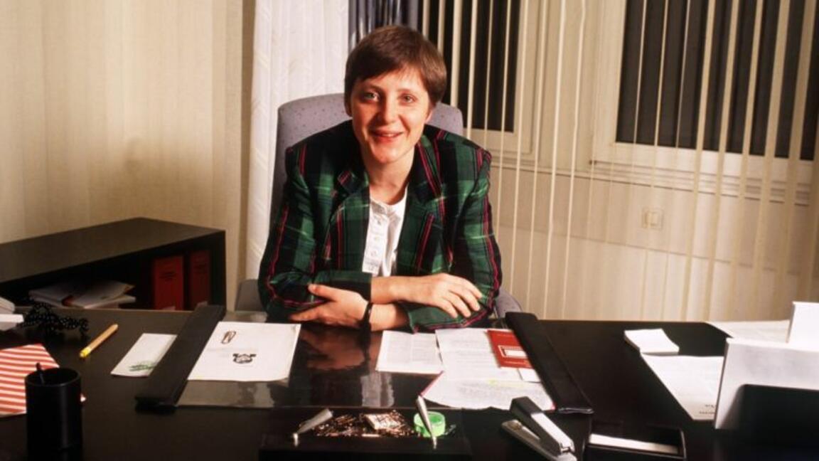 Lemo Biografie Angela Merkel 5
