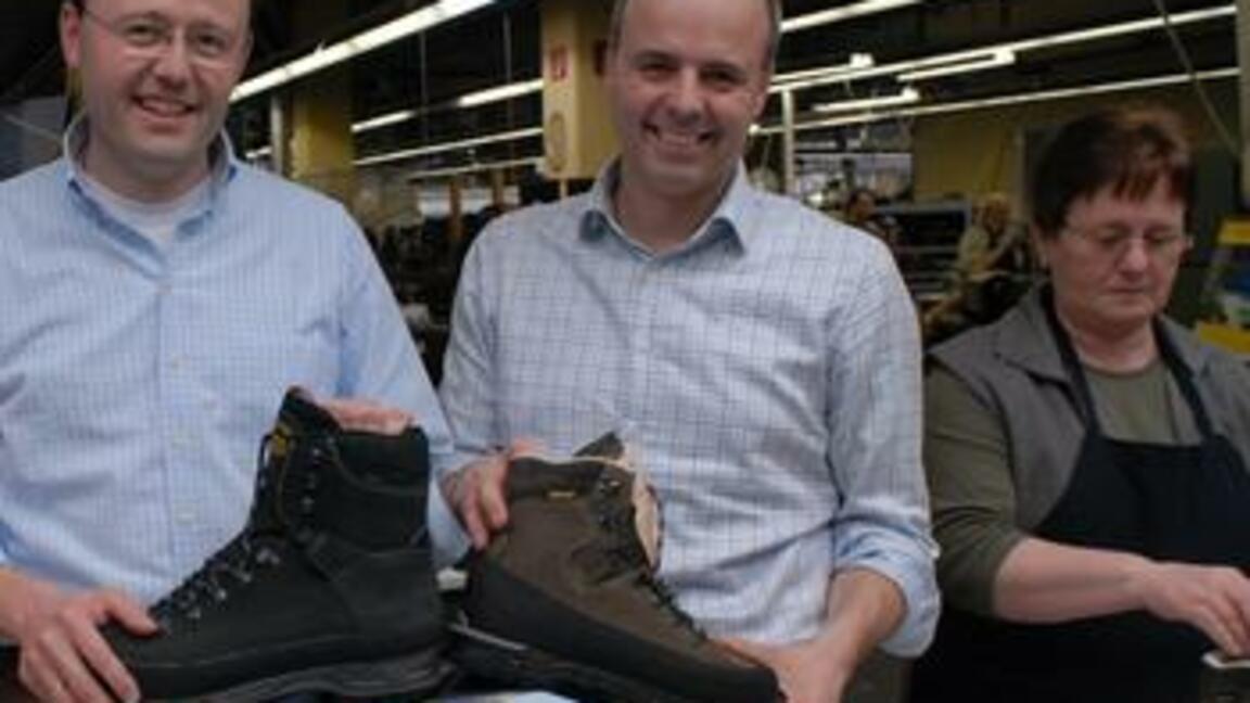 nice cheap preview of details for Meindl-Schuhe: Meindl: Nicht ohne meine Fachhändler