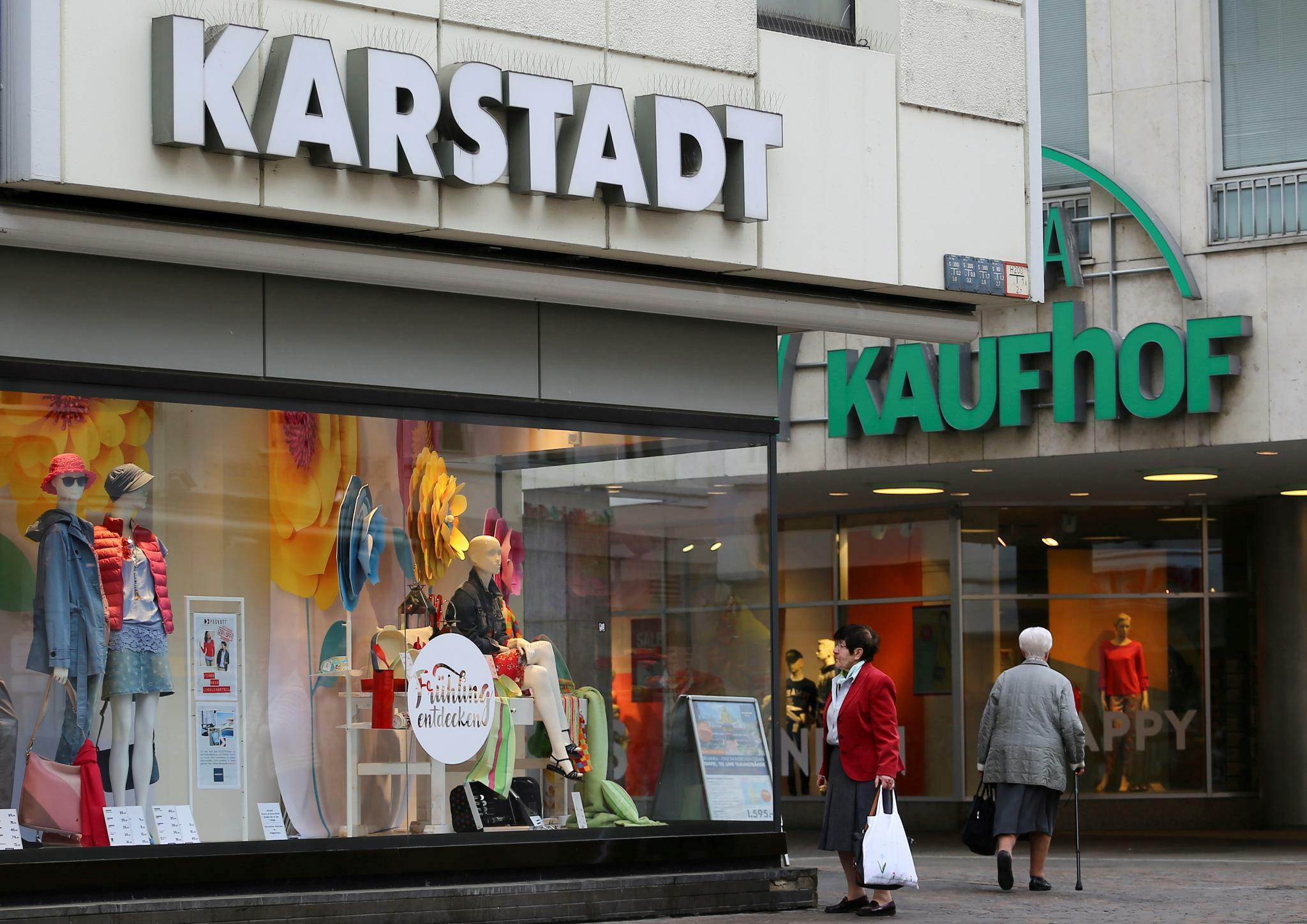 4ac98091bfc37 Karstadt-Kaufhof-Fusion kurz vor Abschluss – letzte Details offen
