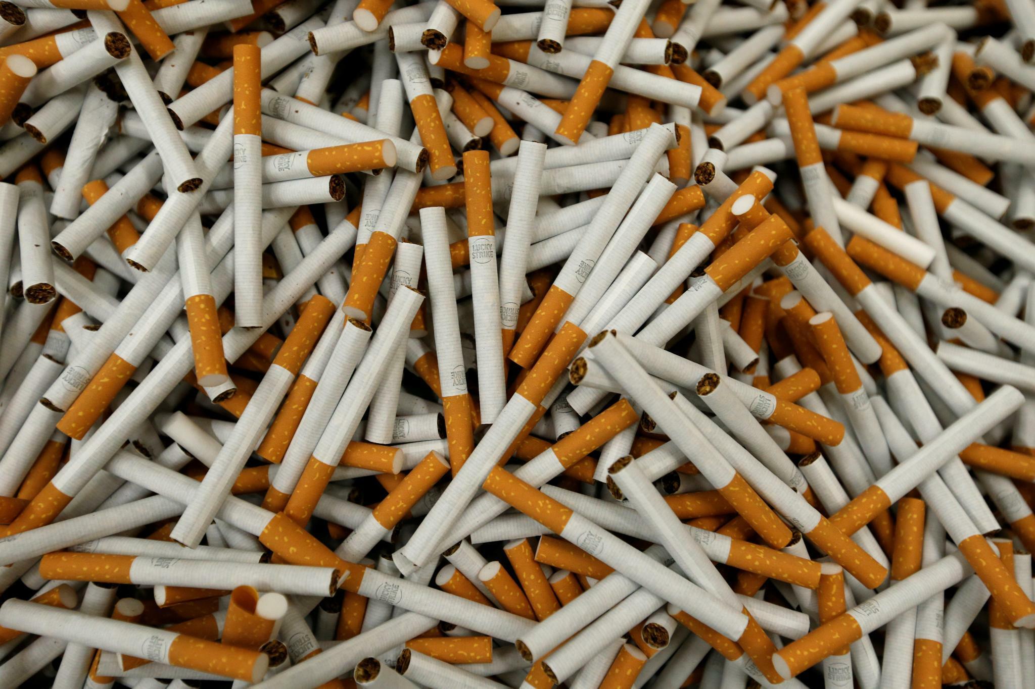 Tabakkonzern BAT will 2300 Stellen streichen