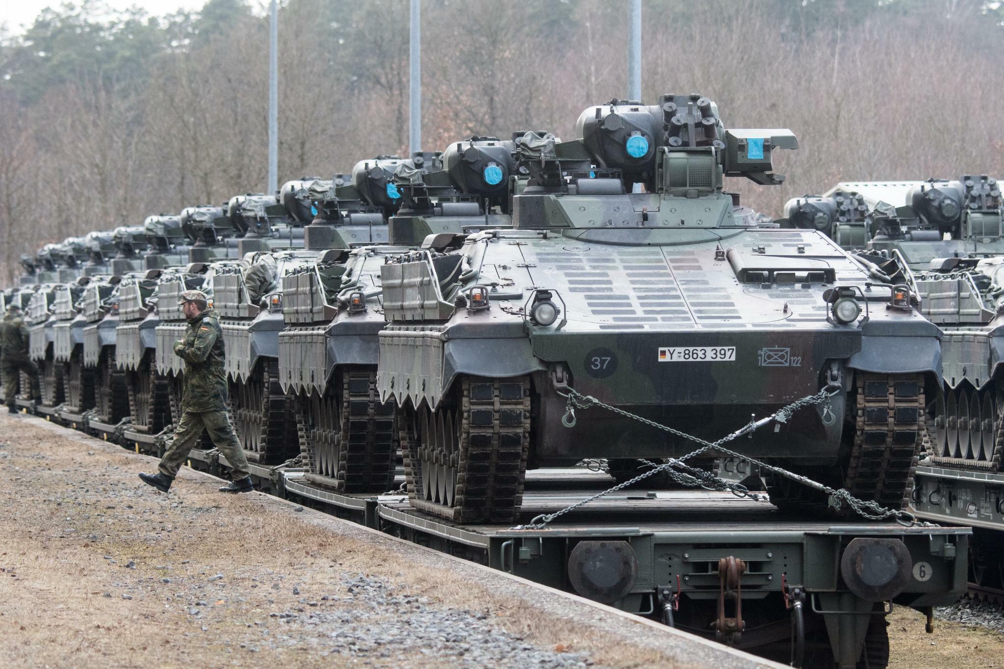"""Söder zum Verteidigungsetat: """"Bundeswehr hat nach Schätzung vieler Experten nur für einen Tag Munition"""""""