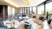 Penthouse am Hyde Park in London (England) dpa