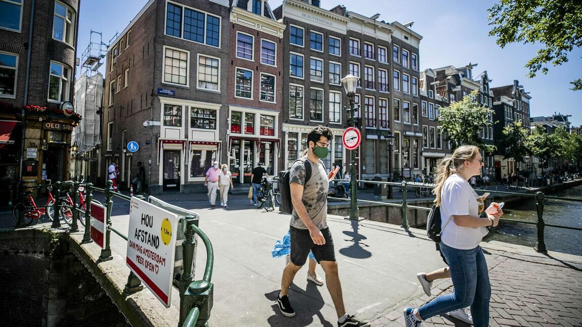 Rutte: Touristen sollen Teile von Amsterdam meiden – USA melden 53.685 neue Fälle