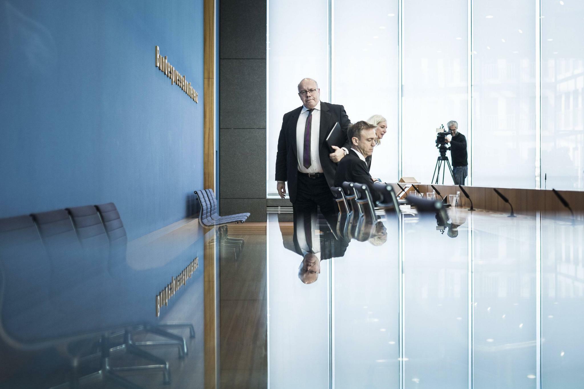 Peter Altmaier will eine Versöhnung mit Familienunternehmen