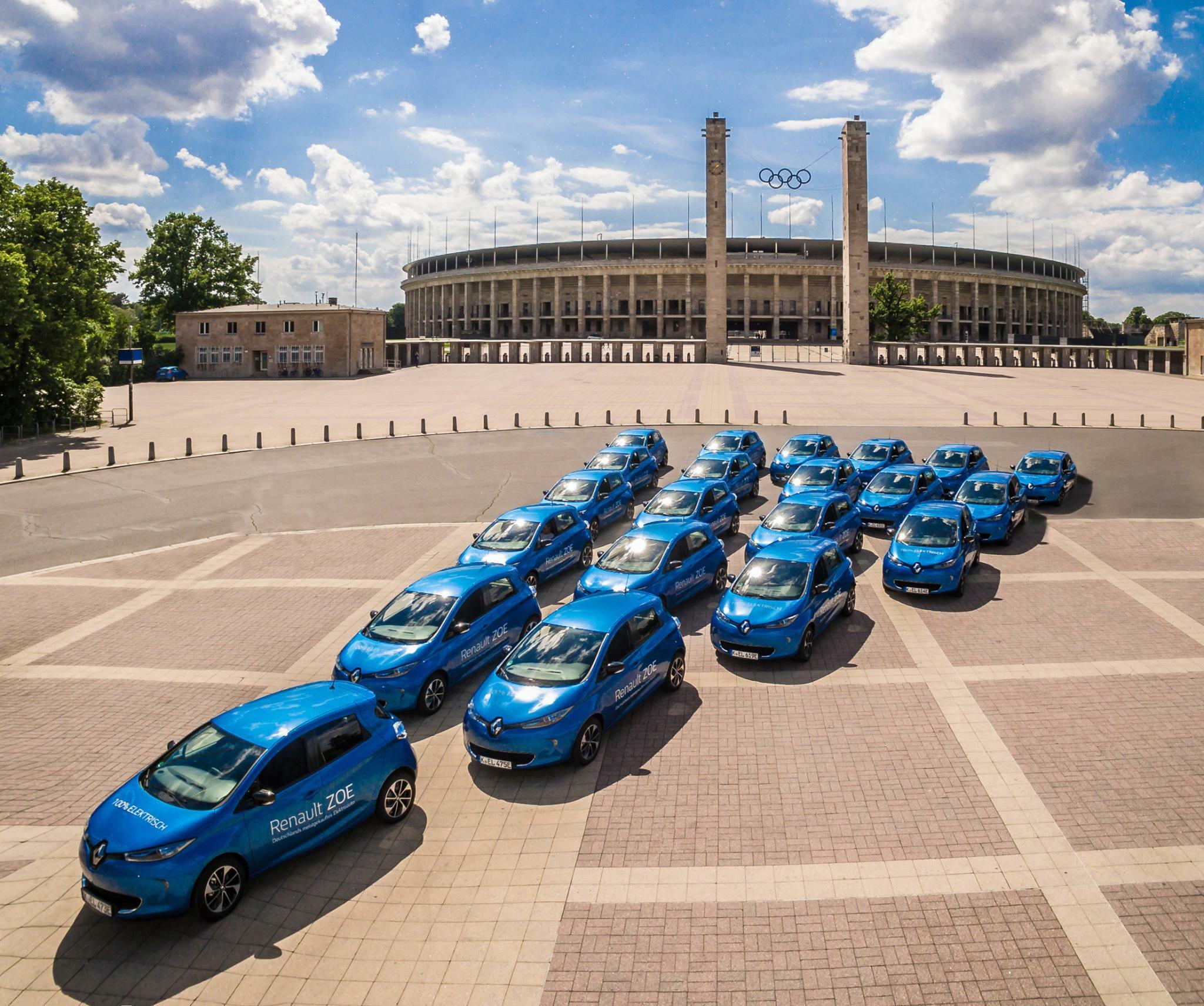 Renault will Spitzenplatz bei E-Autos verteidigen
