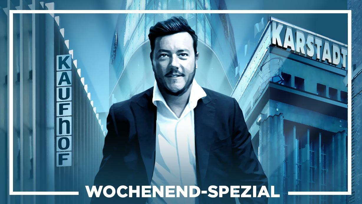 8d30d9167a Kaufhof und Karstadt: Wird René Benko zum Retter oder Totengräber?