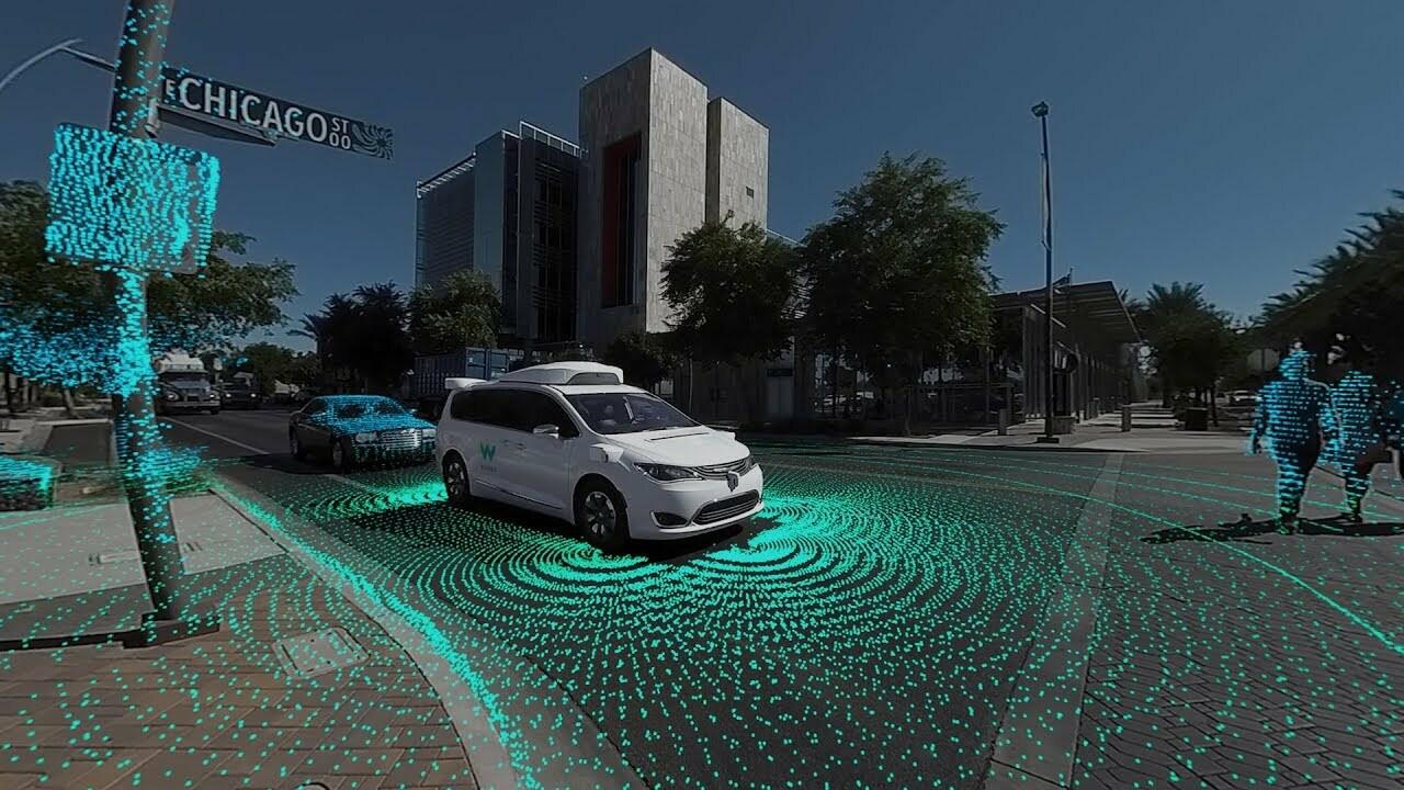 Selbstfahrende Autos: Das Silicon Valley übernimmt die IAA
