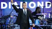 Stars wie Robbie Williams (Foto), Paul McCartney, Elton John, Tom Jones, Shirley Bassey und Cliff Richard brachten der Queen zum Diamantenen Jubiläum ein Ständchen. AFP