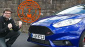 Ford Fiesta ST im Handelsblatt Autotest: Power to the people