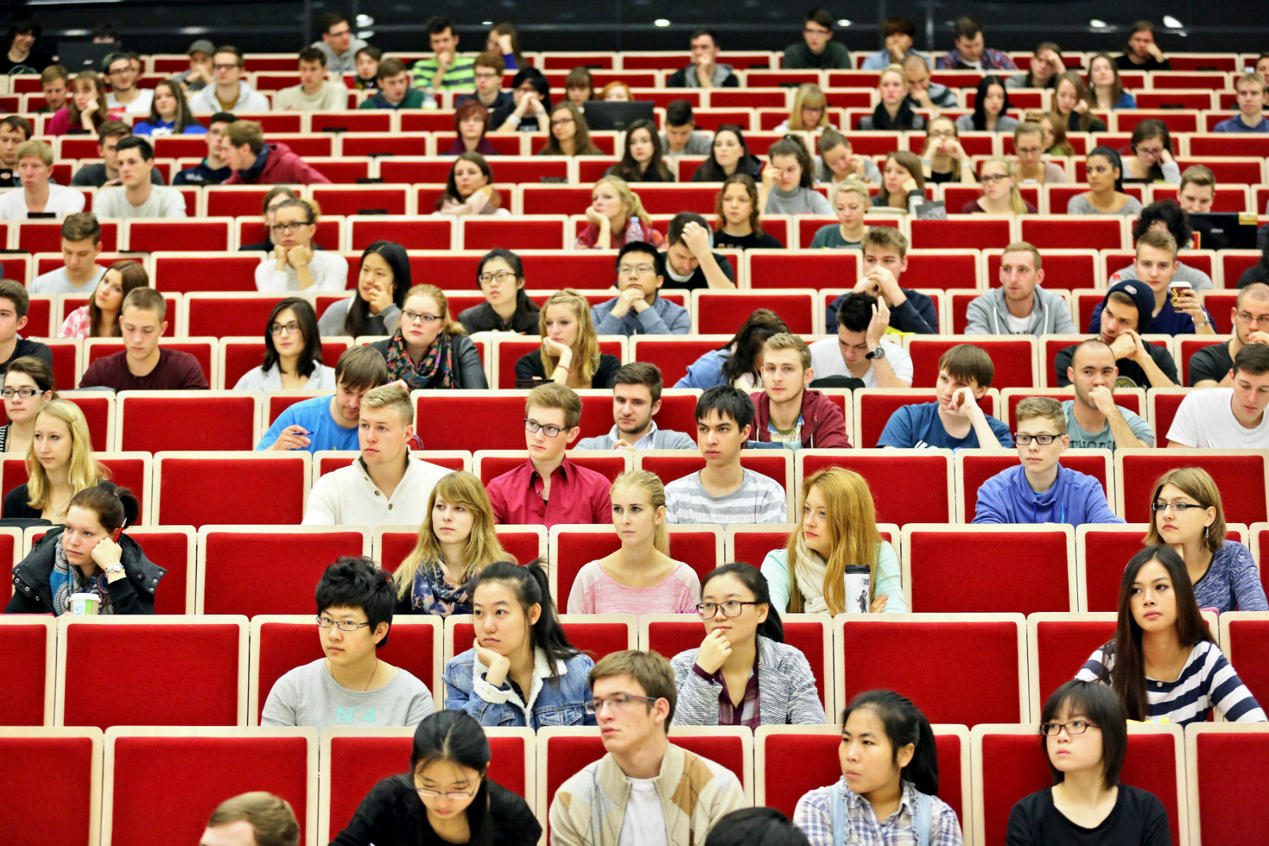 Degree of certainty: Foreign students flocking to German universities