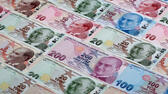 Turkish lira banknotes are seen in this photo illustration shot January 7, 2014. REUTERS/Murad Sezer/Illustration/File Photo Reuters